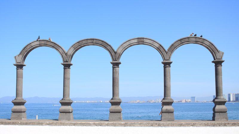 Puerto Vallarta Los Arcos