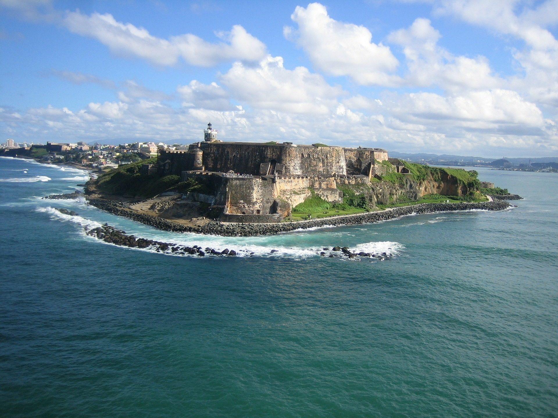 Puerto Rico El Morro