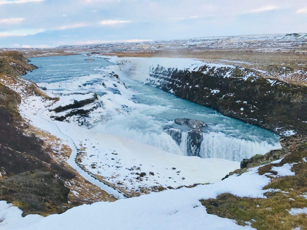 Iceland's Gulfoss