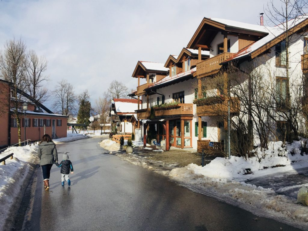 Streets of Oberammergau