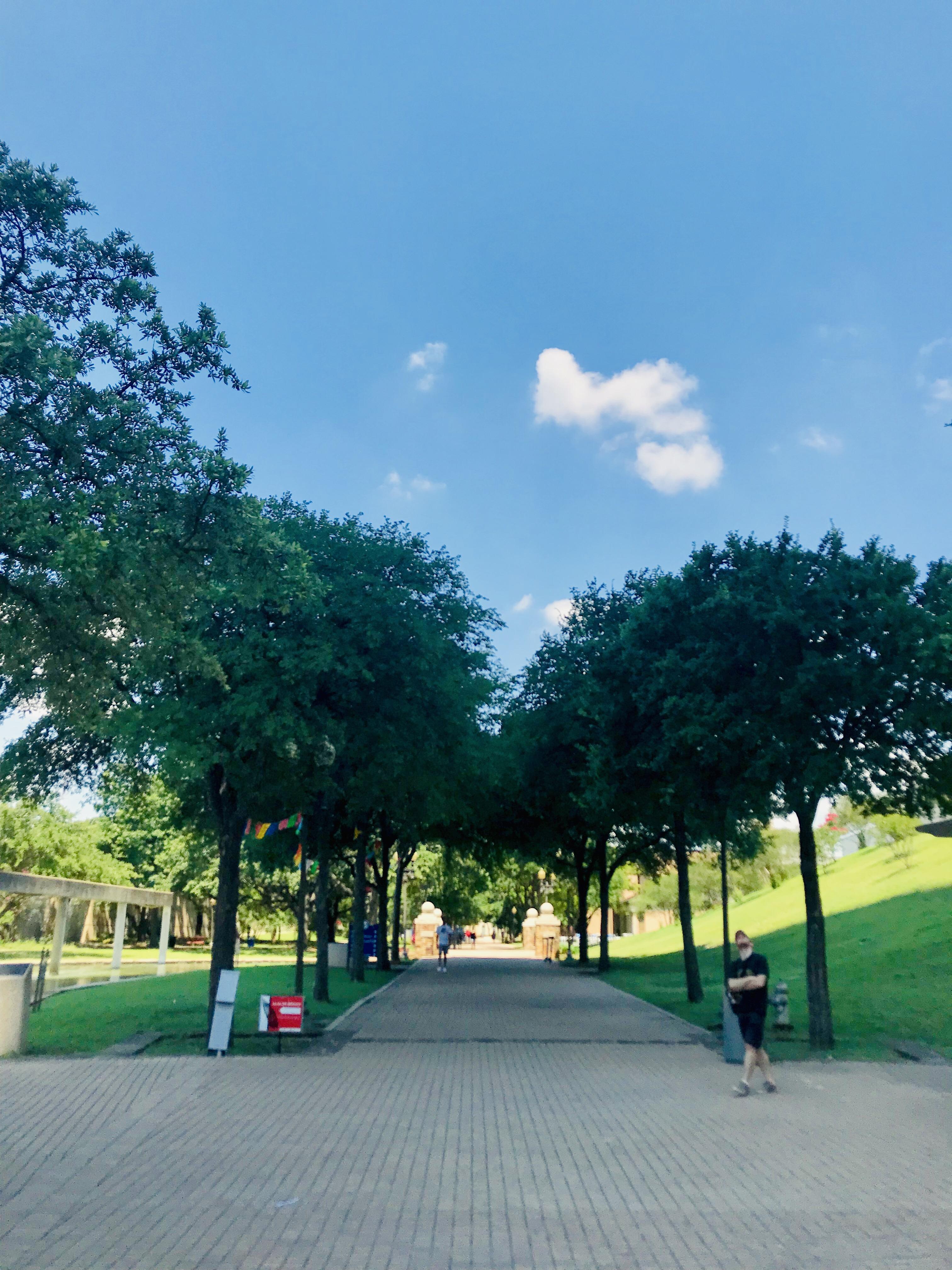 San Antonio Hemisfair Park