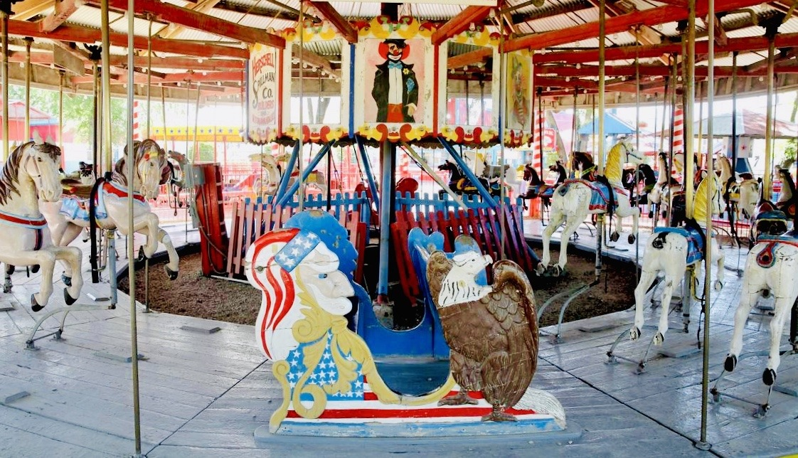 Kiddie Park Ride