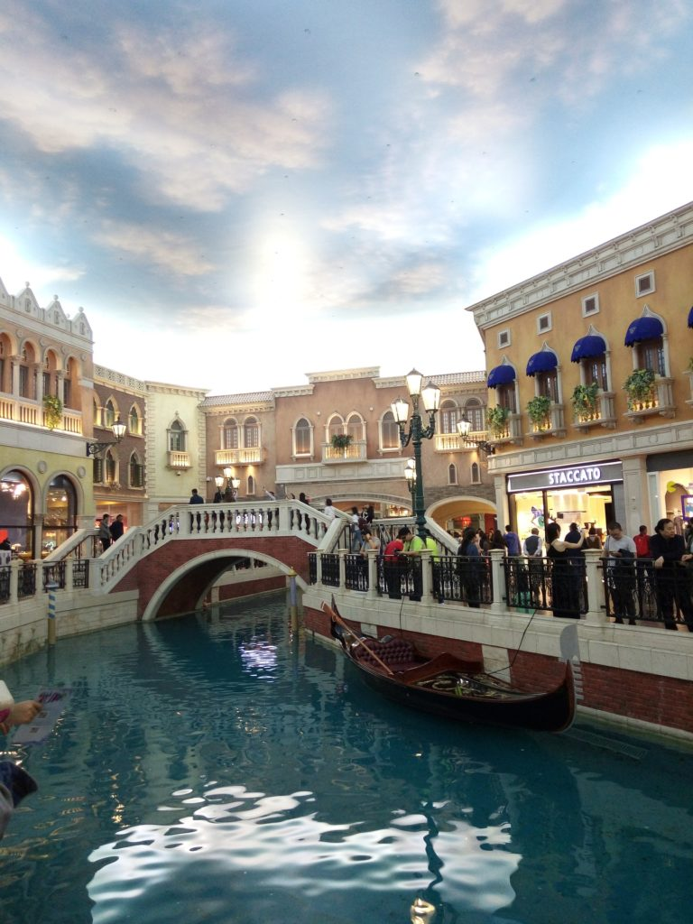 Venetian Casino in Macau