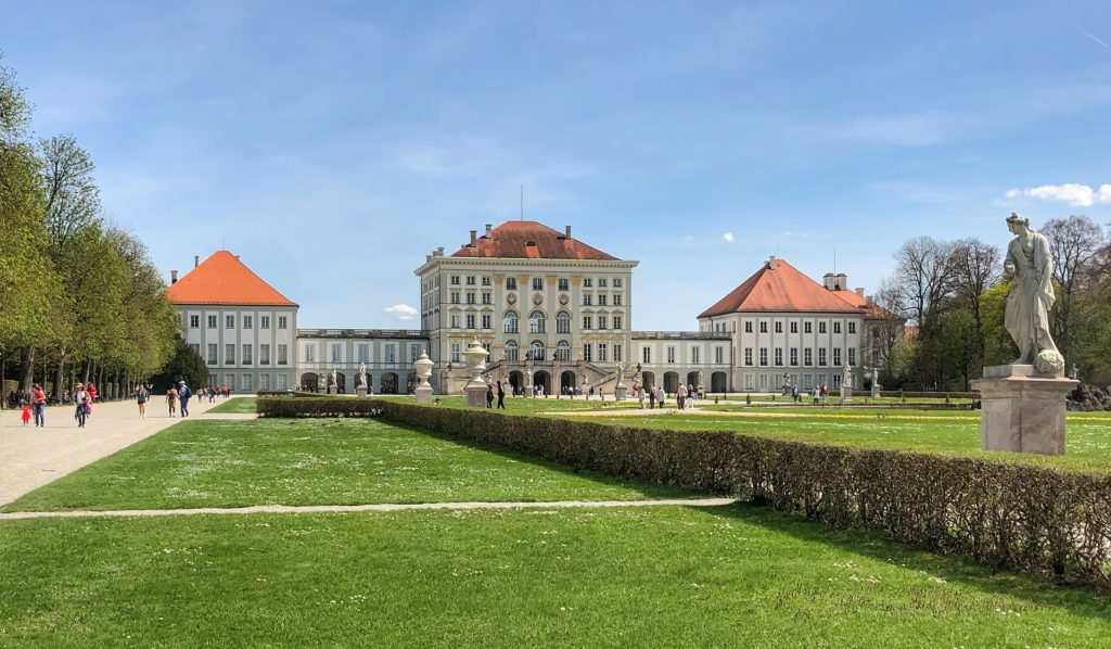Nymphemburg Palace