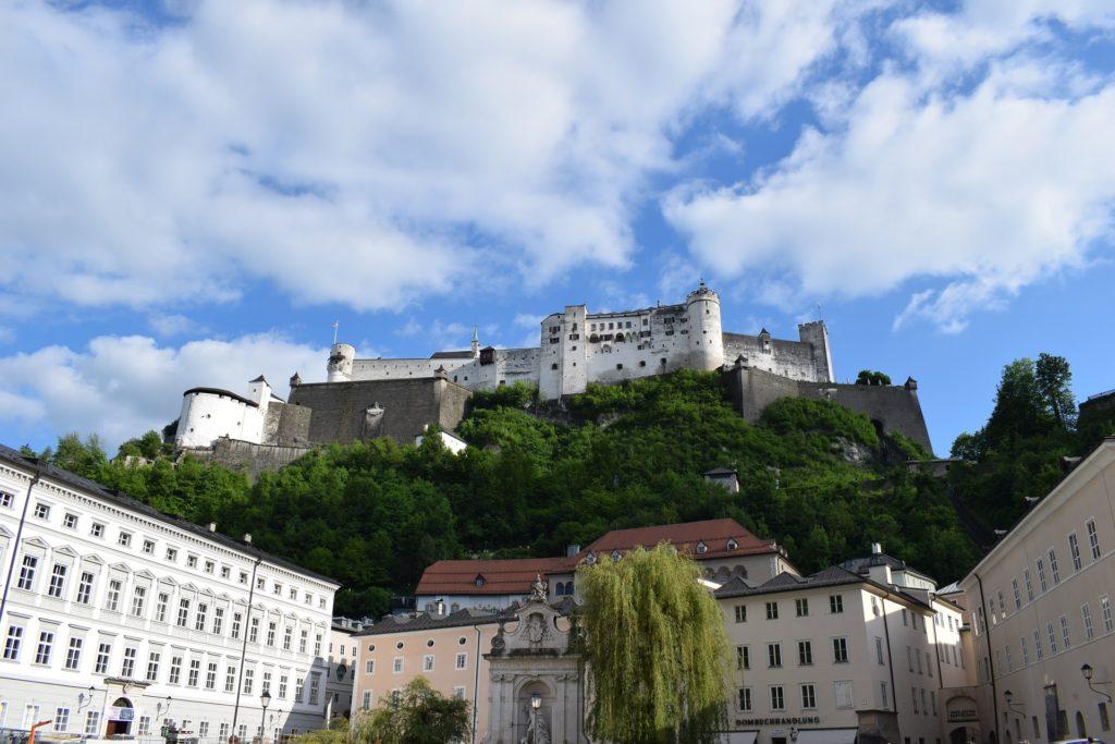 Salburg Fortress