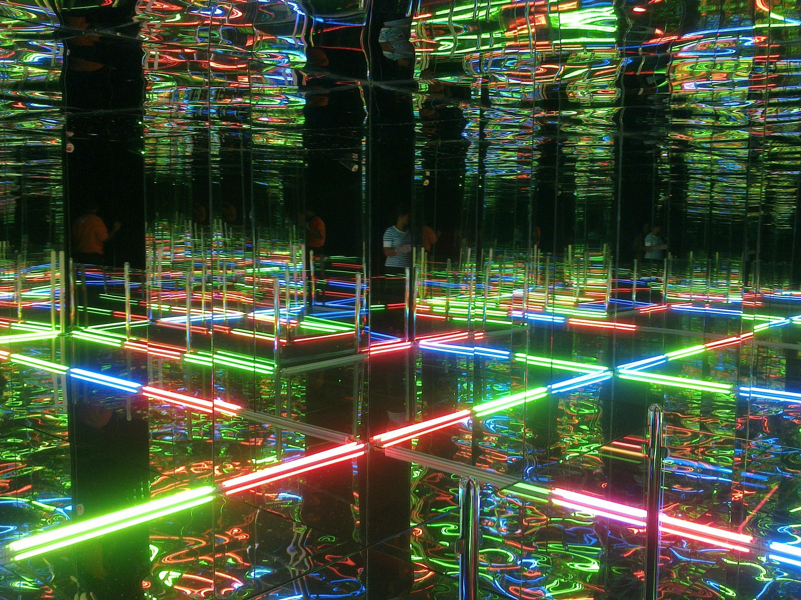 The Amazing Mirror Maze