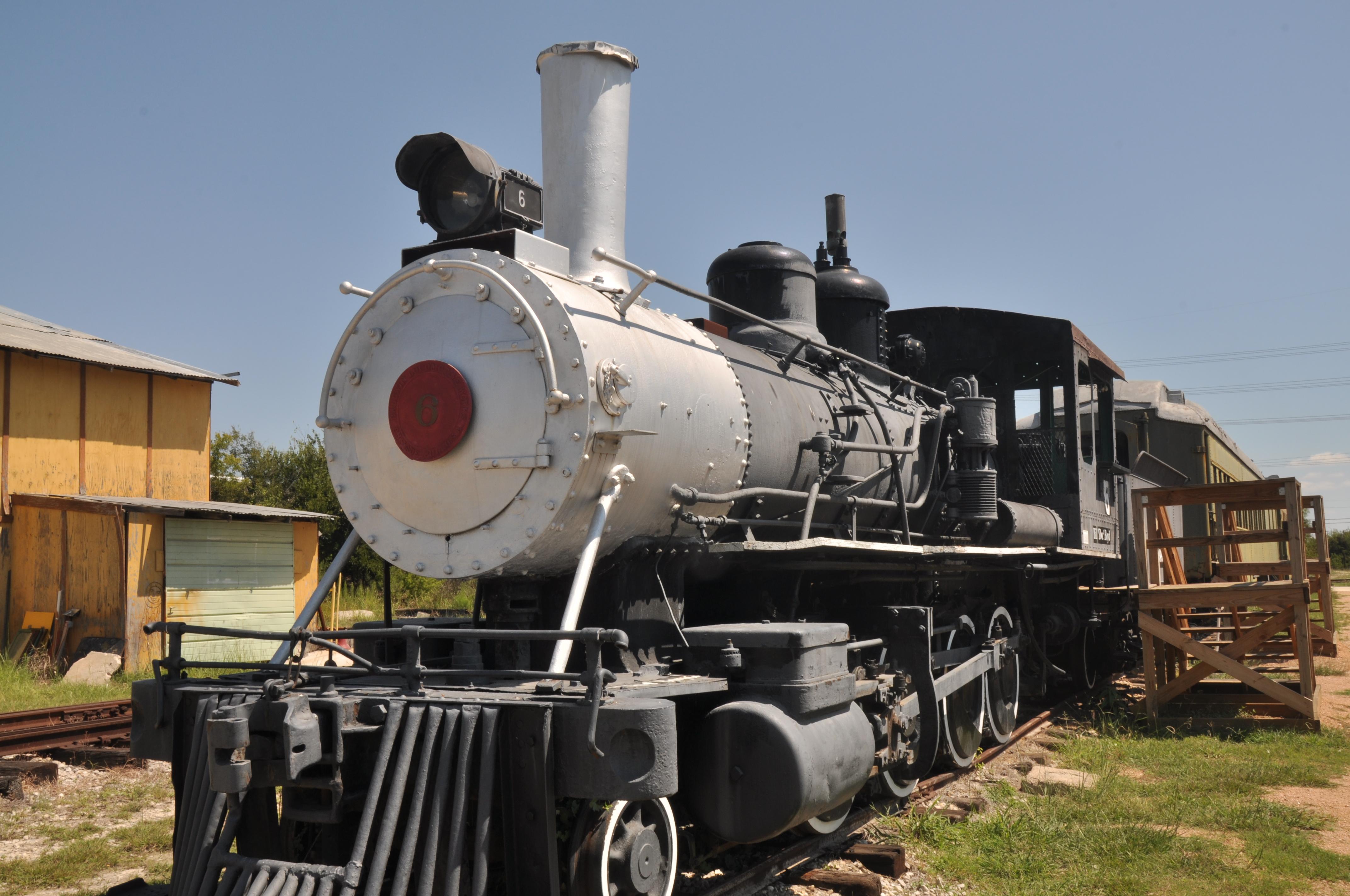 San Antonio Transportation Museum