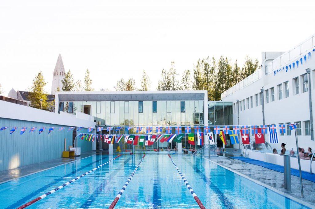 Reykjavik Swimming Pool