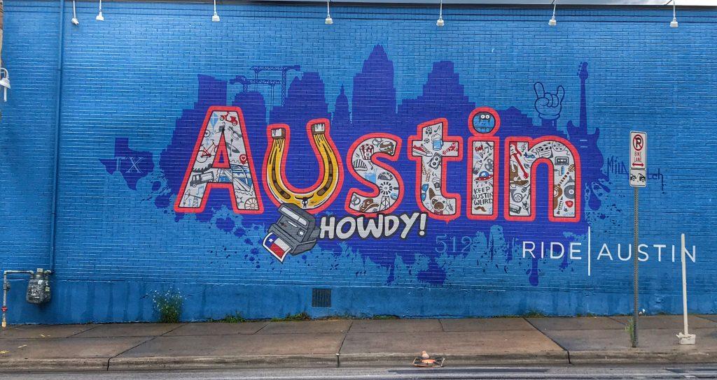 Austin Howdy Mural