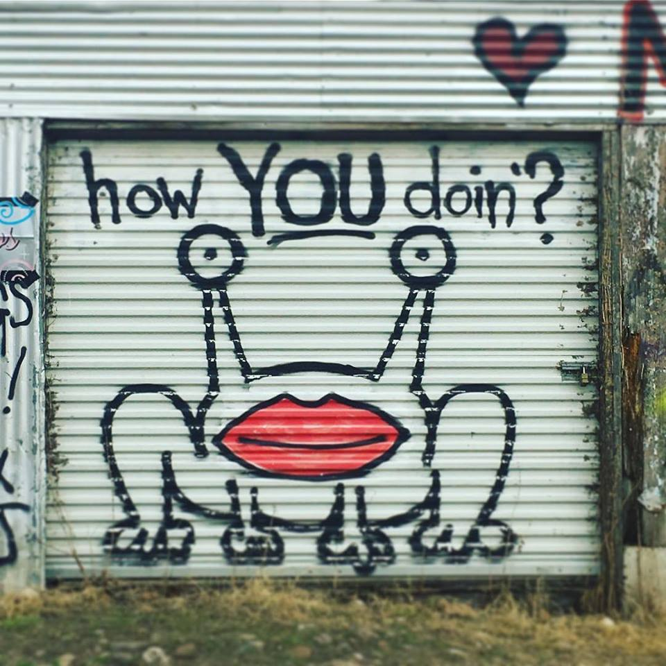 How You Doing]'?