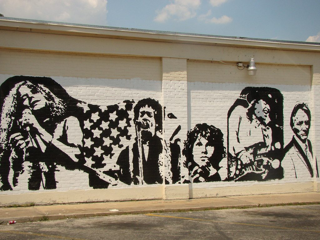 Musical Icons Mural