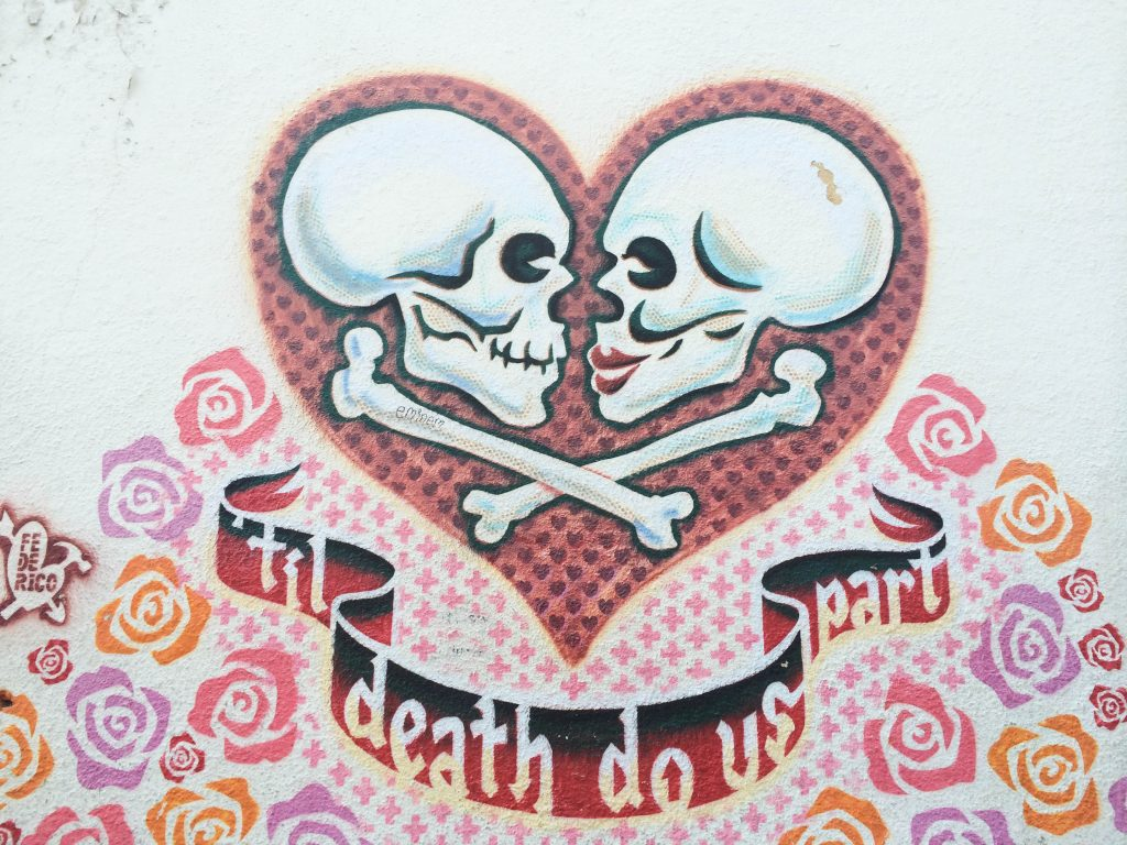 'Til Death Do Us Part