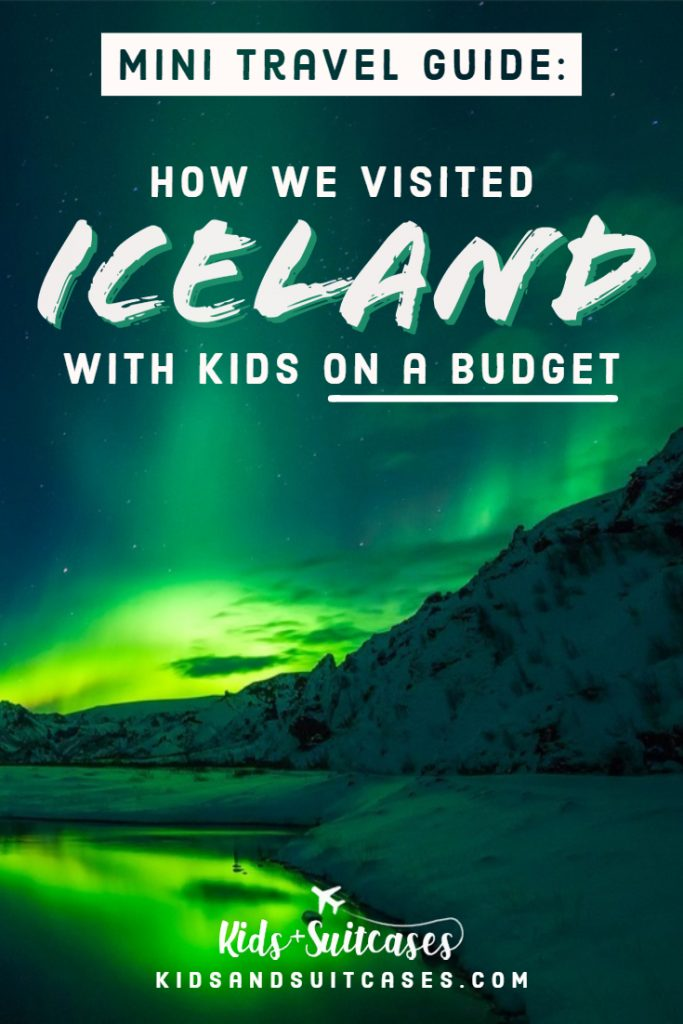 Mini Guide to Iceland Pin
