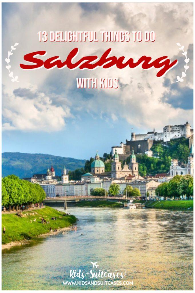 Salzburg Pin