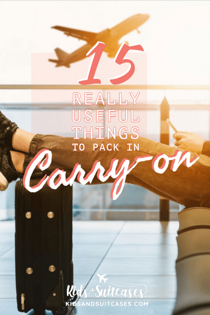 What to Pack in Carry-on Pin