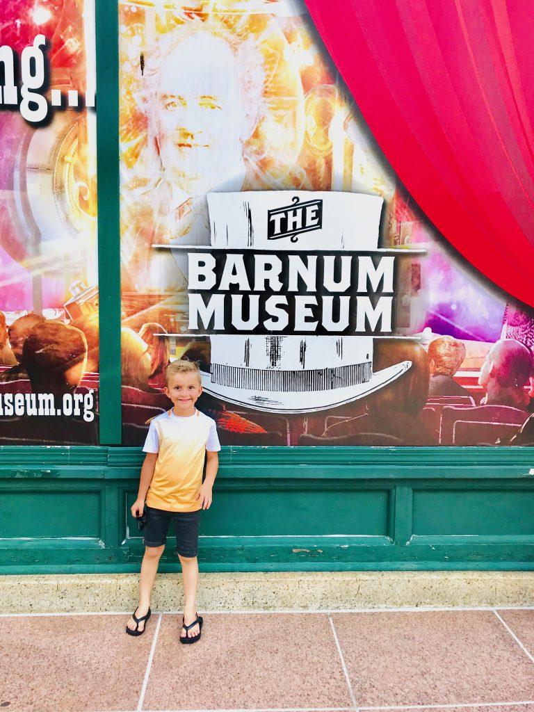 P.T. Barnum Museum